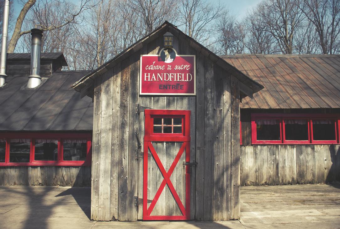 La Cabane - Auberge Handfield