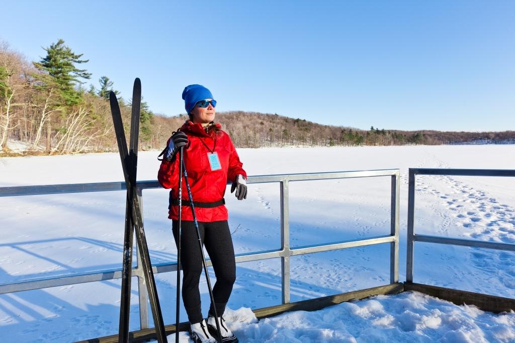 forfait ski de fond - Parc du Mont Saint-Bruno - Auberge Handfield