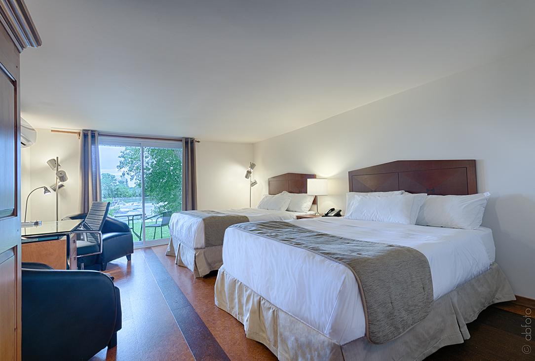 Accommodation - Auberge Handfield