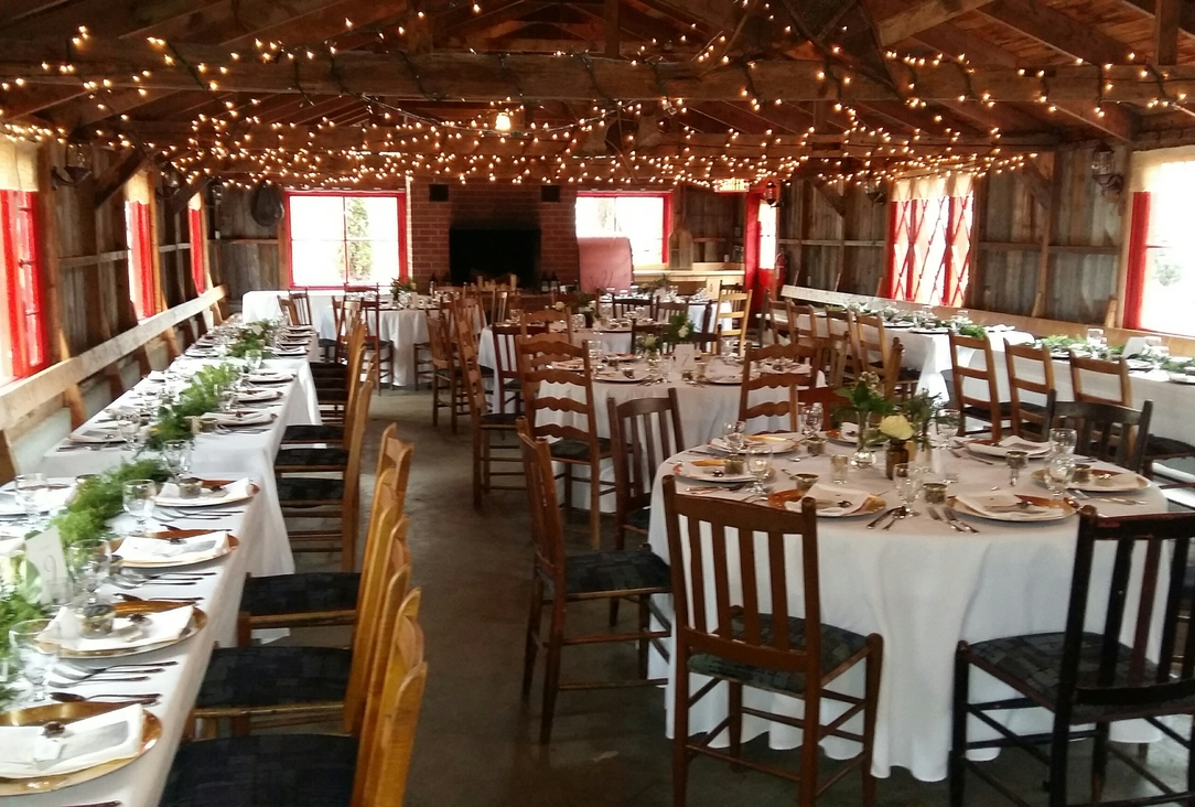 Mariage banquet auberge handfield for Plan salle mariage