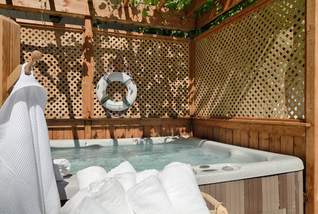 Spa les thermes - Auberge Handfield