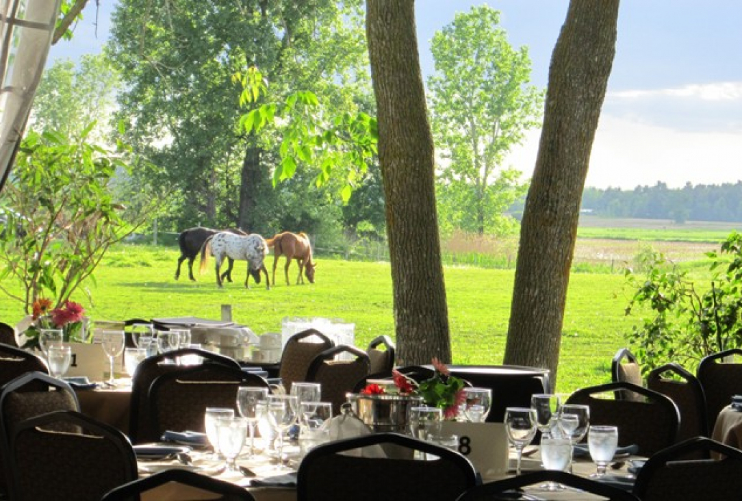 Events & wedding - Auberge Handfield
