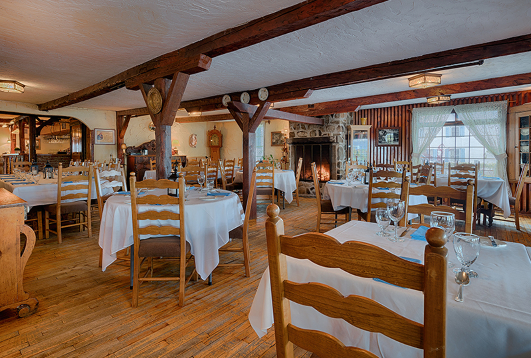 Restaurant ancestral - Auberge Handfield